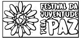 Festival da Juventude pela Paz Logotipo