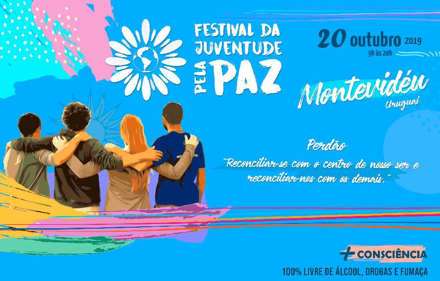 Festival da Juventude pela Paz em Montevidéu