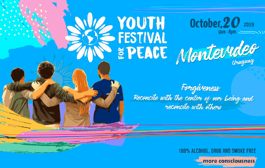 Youth Festival for Peace in Montevideo