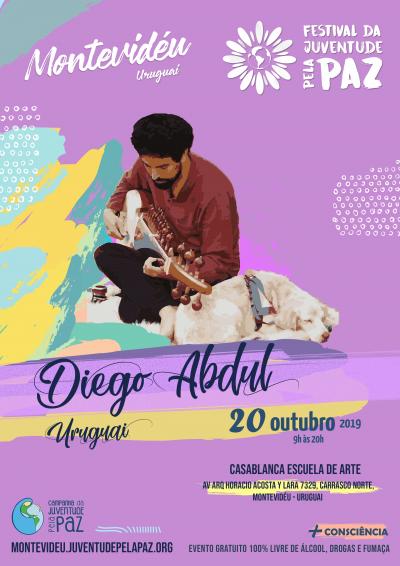 Diego Abdul Festival Montevideu