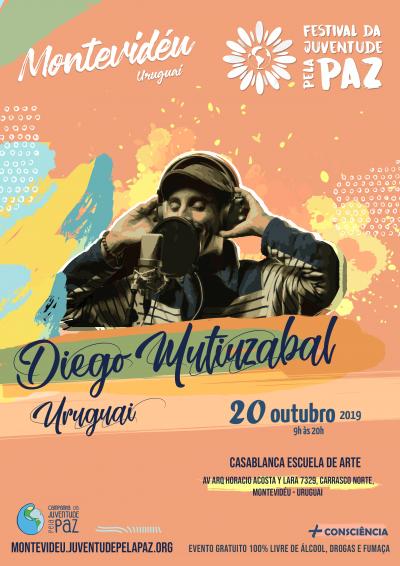 Diedo Mutiuzabal Festival Montevideu