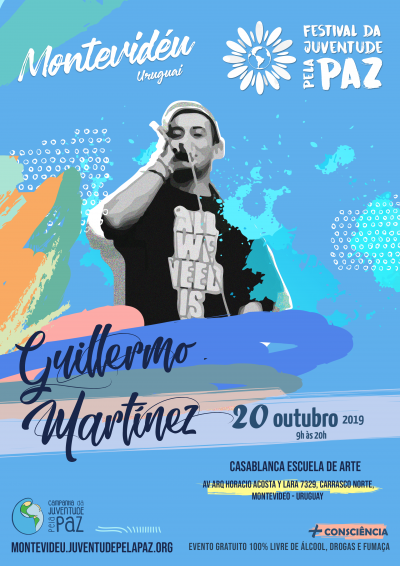 Guillermo Martinez Festival Montevideu