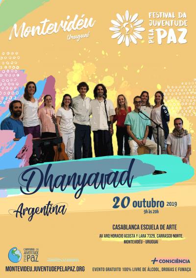 Dhanyavad Festival Montevideu