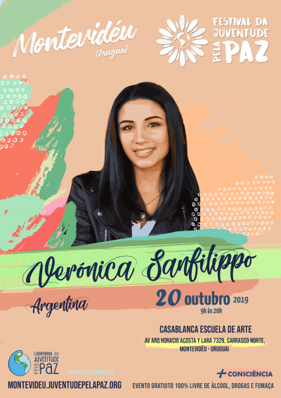 Veronica Sanfilippo Festival Montevideo
